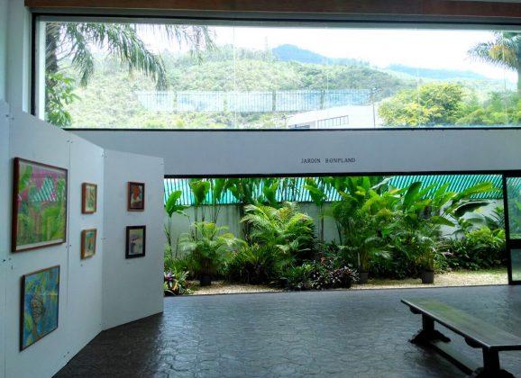 Exposición Hojas