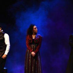 Ópera Fausto de Diana Daniele. Fotos Cortesía de Engiberth Carrillo