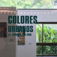 "Exposición ""Colores Urbanos"""